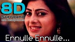 Ennulle Ennulle Song 8D | Valli-Ennulle Ennulle Video song | break free musix