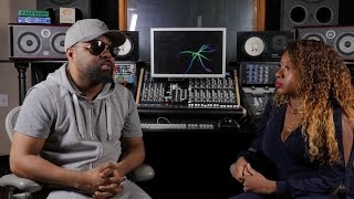 Musiq Soulchild Speaks Nigerian Pidgin English  On Jules Uncut | Episode 3