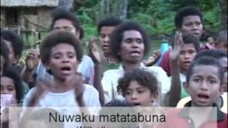 Niños Africanos cantando a Dios