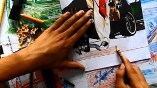 Baixar DRAWING |Desenhando - Nada como um Dia Após o Outro Dia Álbum Racionais Mcs L.A Design Crew