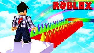 THE ARC-EN-CIEL ROUTE THE GREATEST OF ROBLOX !!!