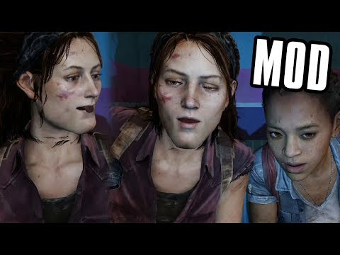 Tess & Riley Use Sharesnap (The Last of Us: Left Behind Mod)