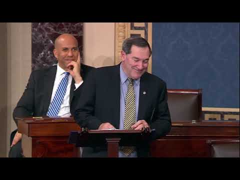 Donnelly Delivers Farewell Speech on Senate Floor