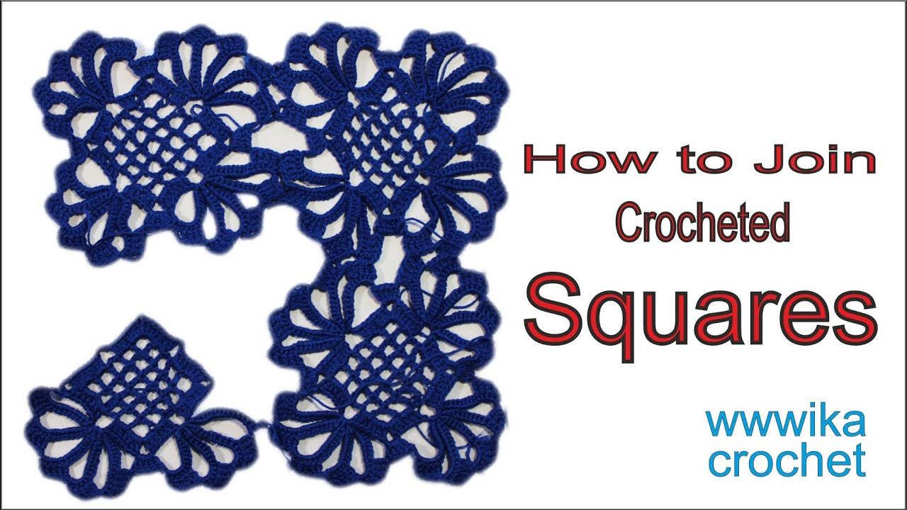 Crochet squares how to join lace crochet squares wwwika crochet crochet squares how to join lace crochet squares wwwika crochet crochetsquares youtube bankloansurffo Image collections
