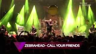// 22. Trebur Open Air // Zebrahead - Call your friends