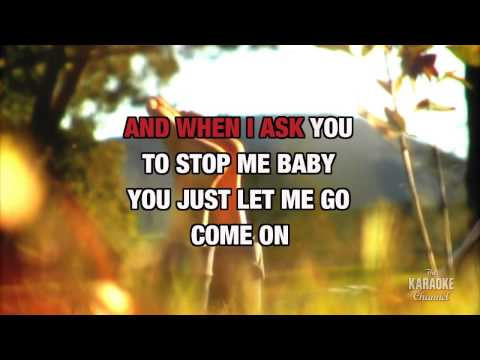 """C'mon, C'mon (Radio Version) in the Style of """"Sheryl Crow"""" with lyrics (no lead vocal)"""