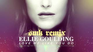 Ellie Goulding - Love Me Like You Do (SmK Remix)