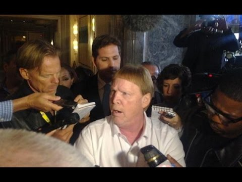 Mark Davis Has Talked Oakland Raiders Sale, NFL Stadium With Ronnie Lott, Oakland Officials
