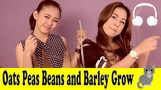 Oats Peas Beans and Barley Grow | Family Sing Along - Muffin Songs