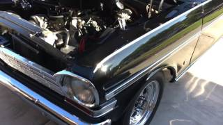 1963 Chevy II walk around