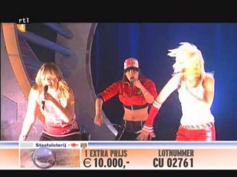 Girls Aloud - Jump (Live)