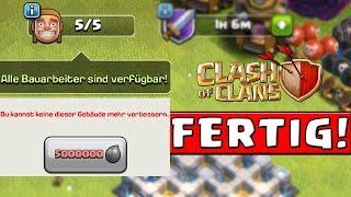 FERTIG! ☆ Clash of Clans durchgespielt! ☆ CoC