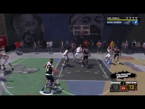 2k18 game play