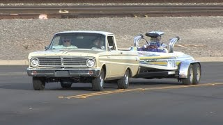 Needles Hot Boat and Car show Parade 2015