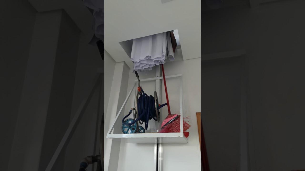 Monta carga elevador dom stico elevador residencial 2 - Elevadores domesticos ...