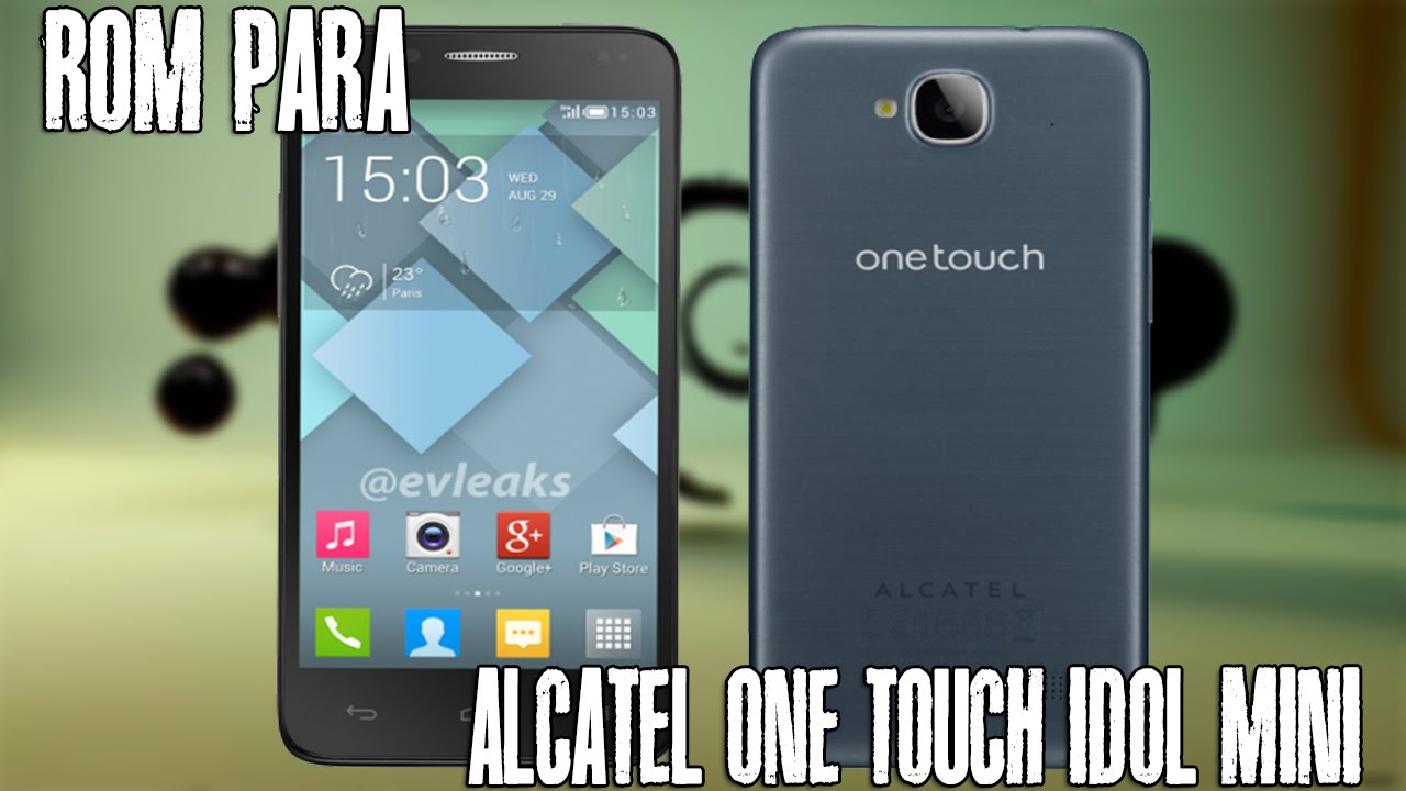Alcatel One Touch Idol 2 mini S Hard Reset, Format Code solution .