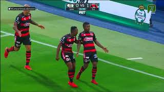 embeded bvideo Resumen J6: Santos 1 - 1 Xolos Clausura 2019
