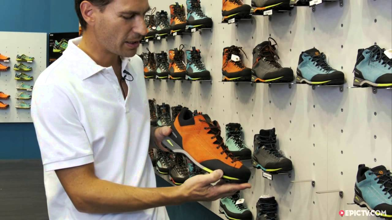 The Scarpa Zodiac 2015 Review | Outdoor 2015