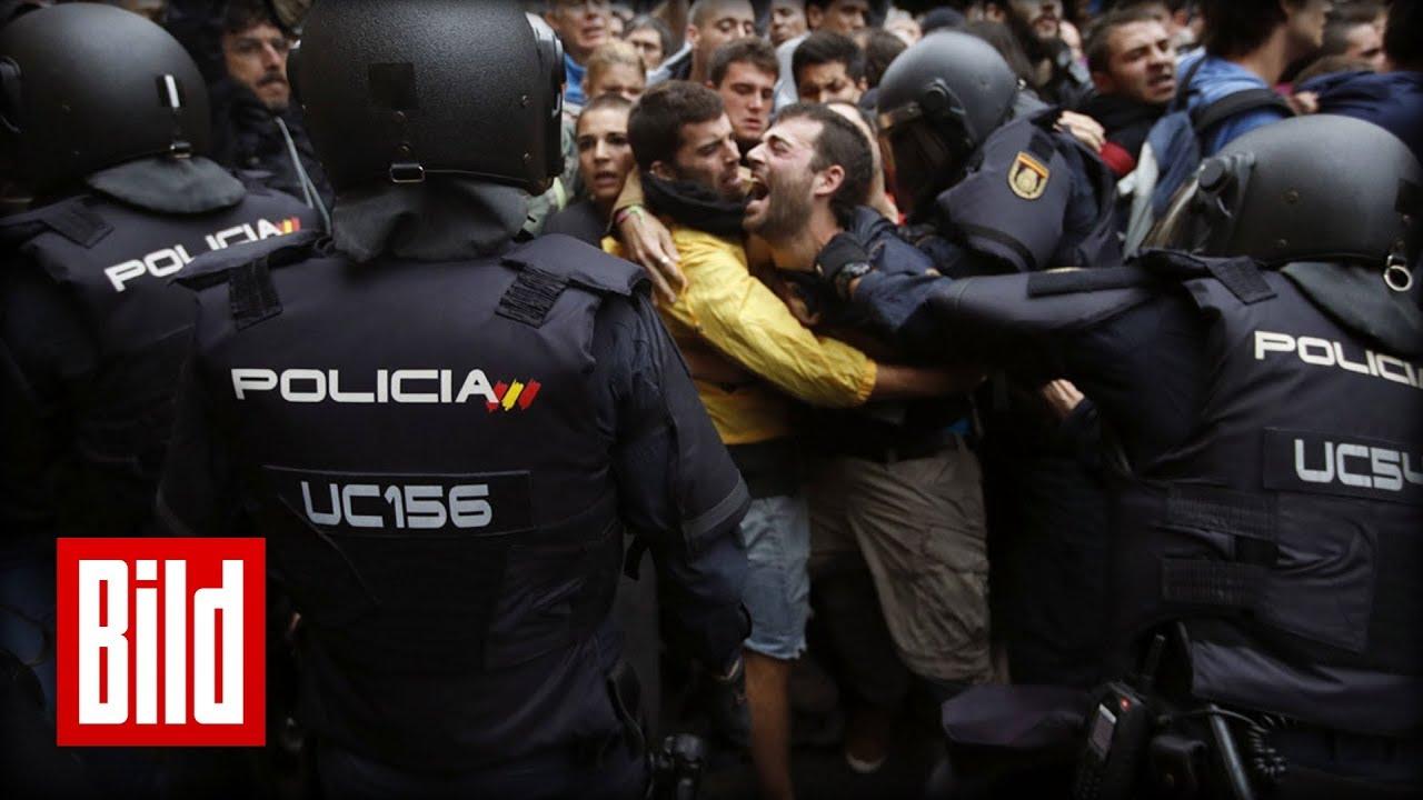 Gewalt Polizei