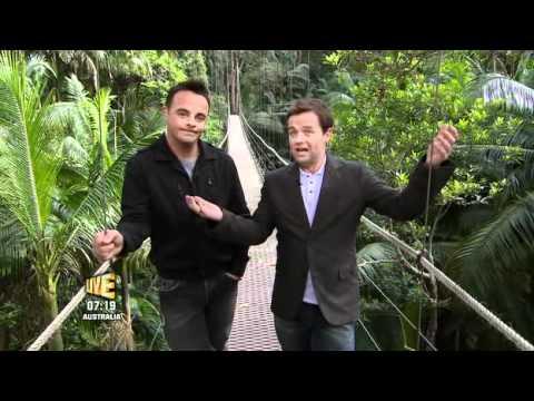 I'm a Celebrity... 2010 - Bush Tucker Trial - Gillian and Lembit - The Crate Escape