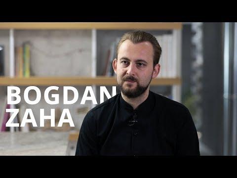 Bogdan Zaha - lead architect @ Zaha Hadid Architects