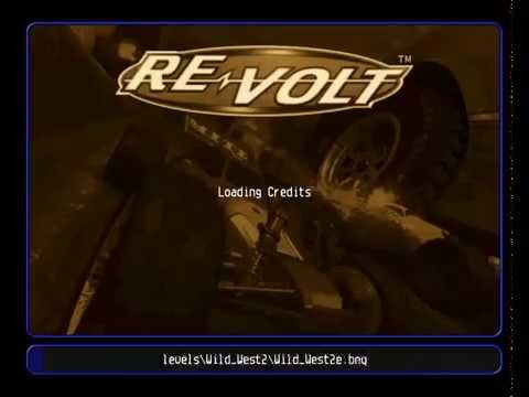Re-Volt PC - Platinum Cup Playthrough + Ending Credits [HD]