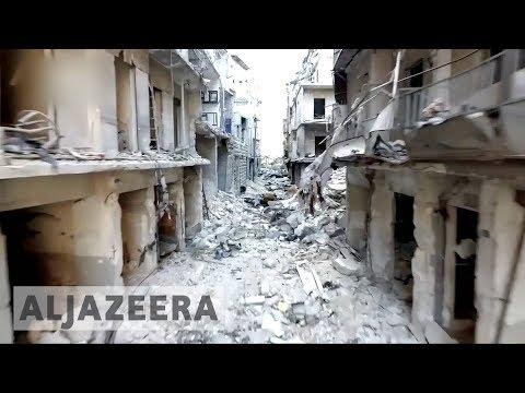Syrian regime steps up offensive on Idlib