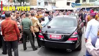 Jokowi Bikin Heboh Pasar Baru Banjarmasin