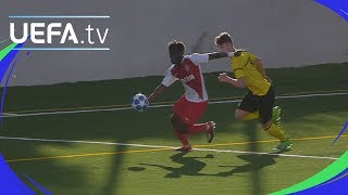 Youth League highlights: Monaco 1-1 Dortmund