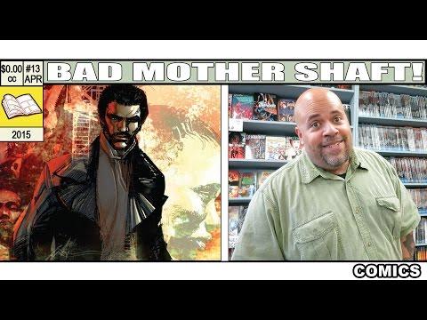 MEET DAVID WALKER |  WRITER - SHAFT & DC COMICS CYBORG