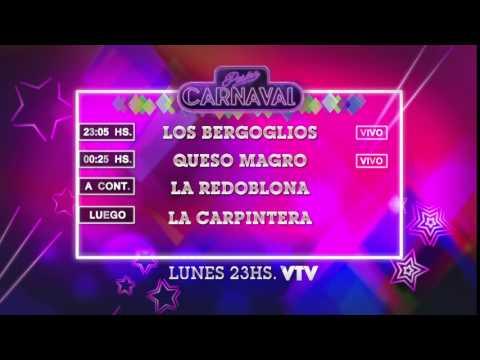 Agenda Carnaval Lunes 25 Enero