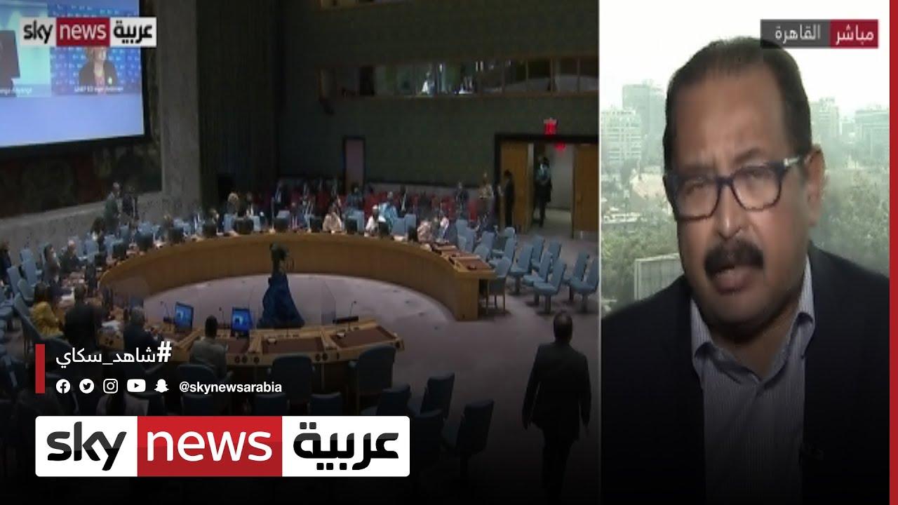 هاني رسلان: إثيوبيا لا تبالي بإلحاق الضرر بشعبي #مصر و#السودان  - نشر قبل 4 ساعة
