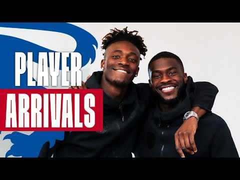 Tomori & Abraham Arrive at SGP & Trent's Birthday! 🥳 | Player Arrivals | Inside Access