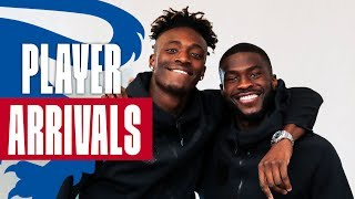 Tomori & Abraham Arrive at SGP & Trent's Birthday! 🥳| Player Arrivals | Inside Access