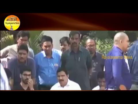 Ramcharanteju, Sujana Chowdary, Nama Condolence to Minister Narayana Son NIshith