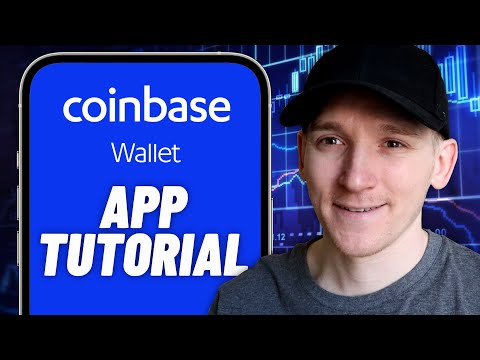 How To Use Coinbase Wallet App - Cryptocurrency Wallet