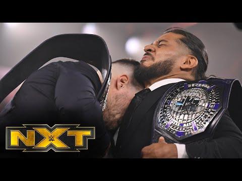 Jordan Devlin lays out Santos Escobar: WWE NXT, March 17, 2021