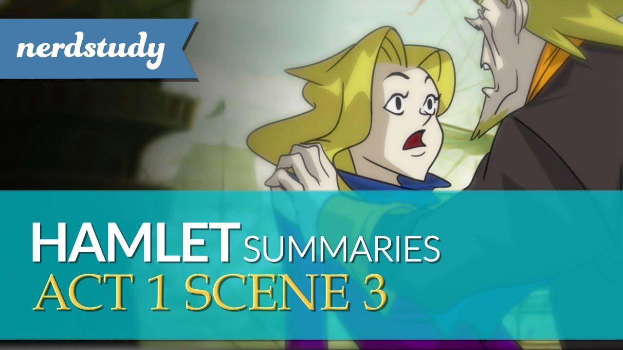 hamlet act 1 scene 2