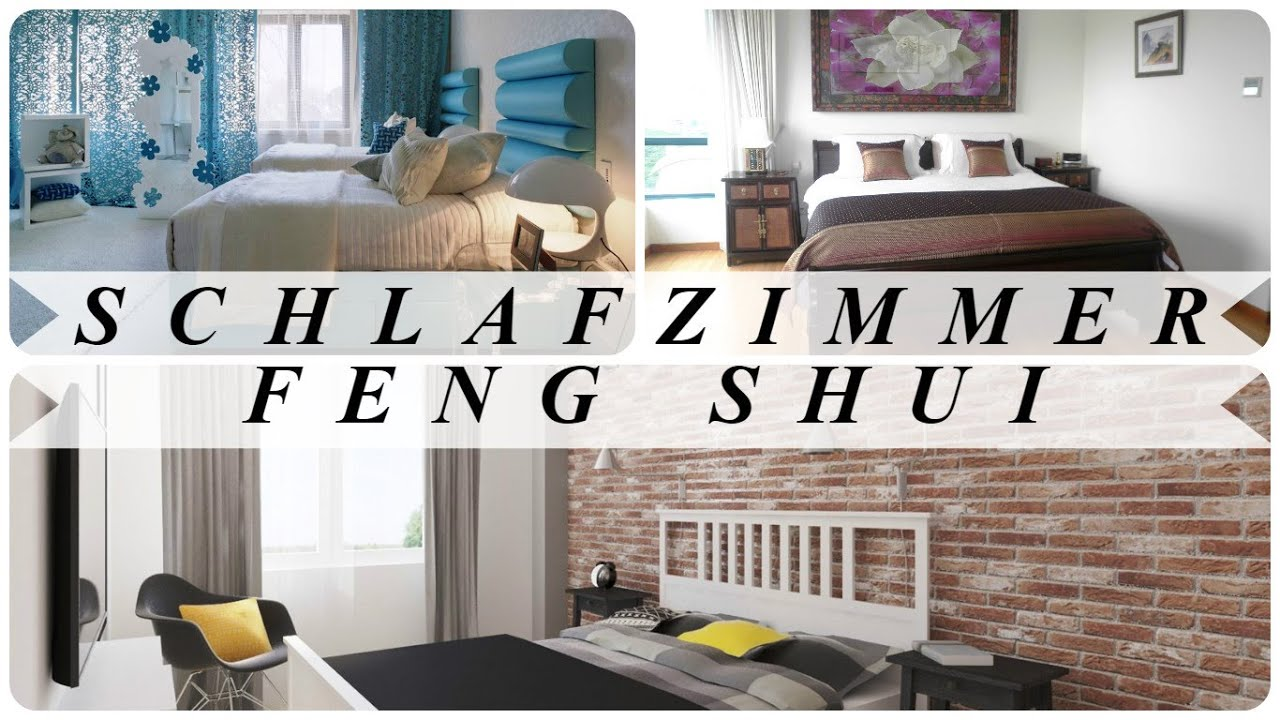 Schlafzimmer Feng Shui Youtube