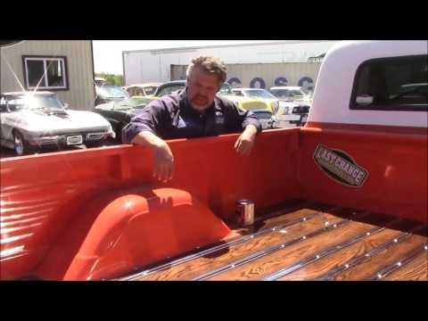 Wood Bed Floor Classic Truck,  lastchanceautorestore com