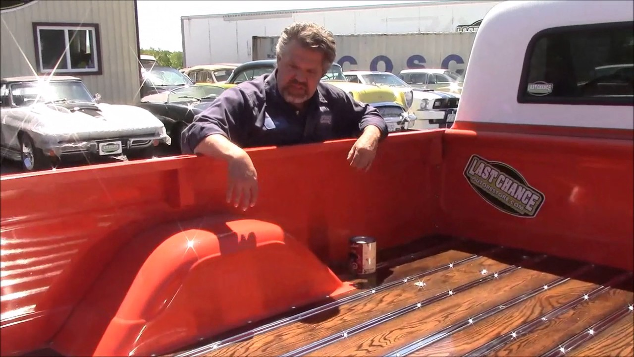 Wood Bed Floor Classic Truck Lastchanceautorestore Com