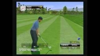 Tiger Woods PGA Tour 2001 PlayStation 2