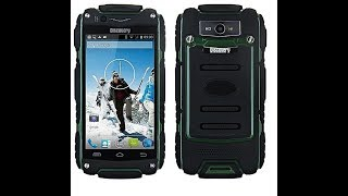 Discovery V8 3g Smartphone Impermeable IP68 Anti-Shock.