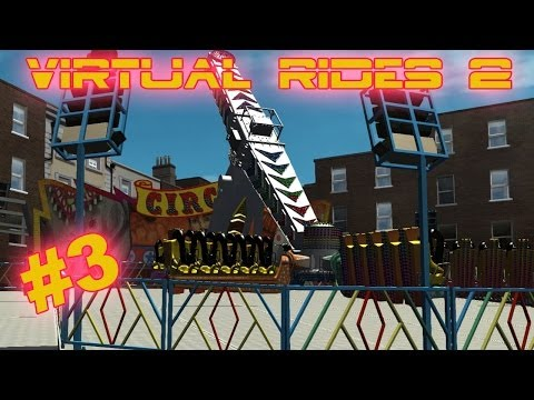 [Virtual Rides 2] Let's Play #3 - Circus/Deep Sea