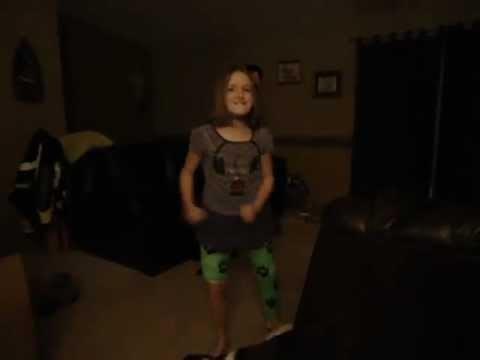 dancing in a spica cast