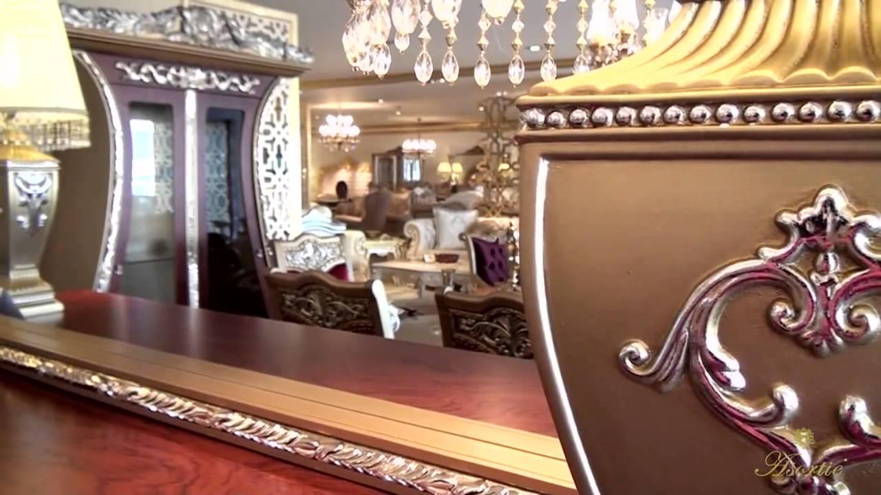 Salon De Meubles En Turquie Mobilier Classique D'avant