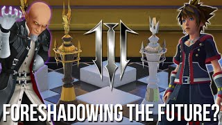 Kingdom Hearts 3 - The Chess Foreshadows The Final Battle!