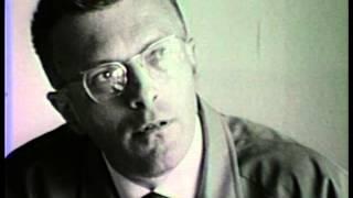 Gilbert Simondon Entretien sur la mécanologie [complet] 1968 (R3: Bobine 3 de 3)