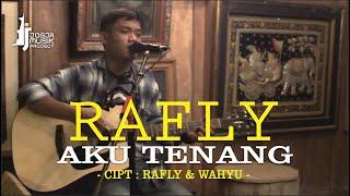 Download lagu Aku Tenang - RAFLY ( Pengenku Siji Nyanding Koe Saklawase ) @KopiPirak [ Jogja Musik Project ]