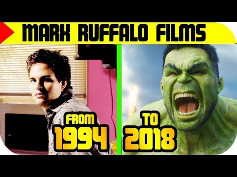 Mark Ruffalo MOVIES List 🔴 [From 1994 To 2018], Mark Ruffalo FILMS List | Filmography